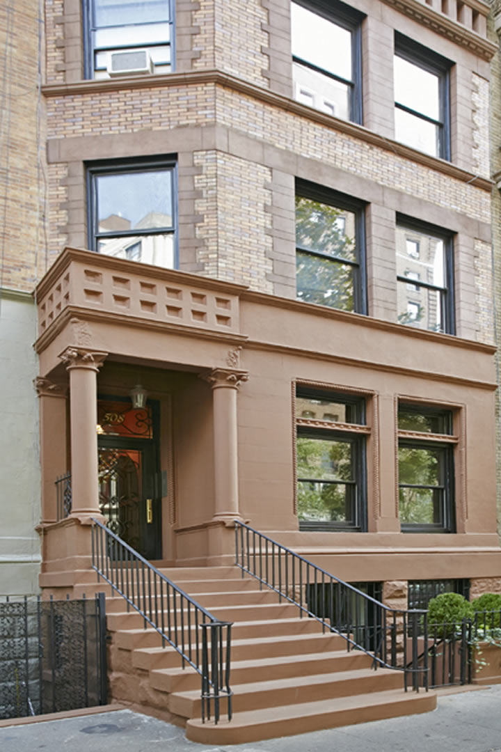 Upper Westside Brownstone